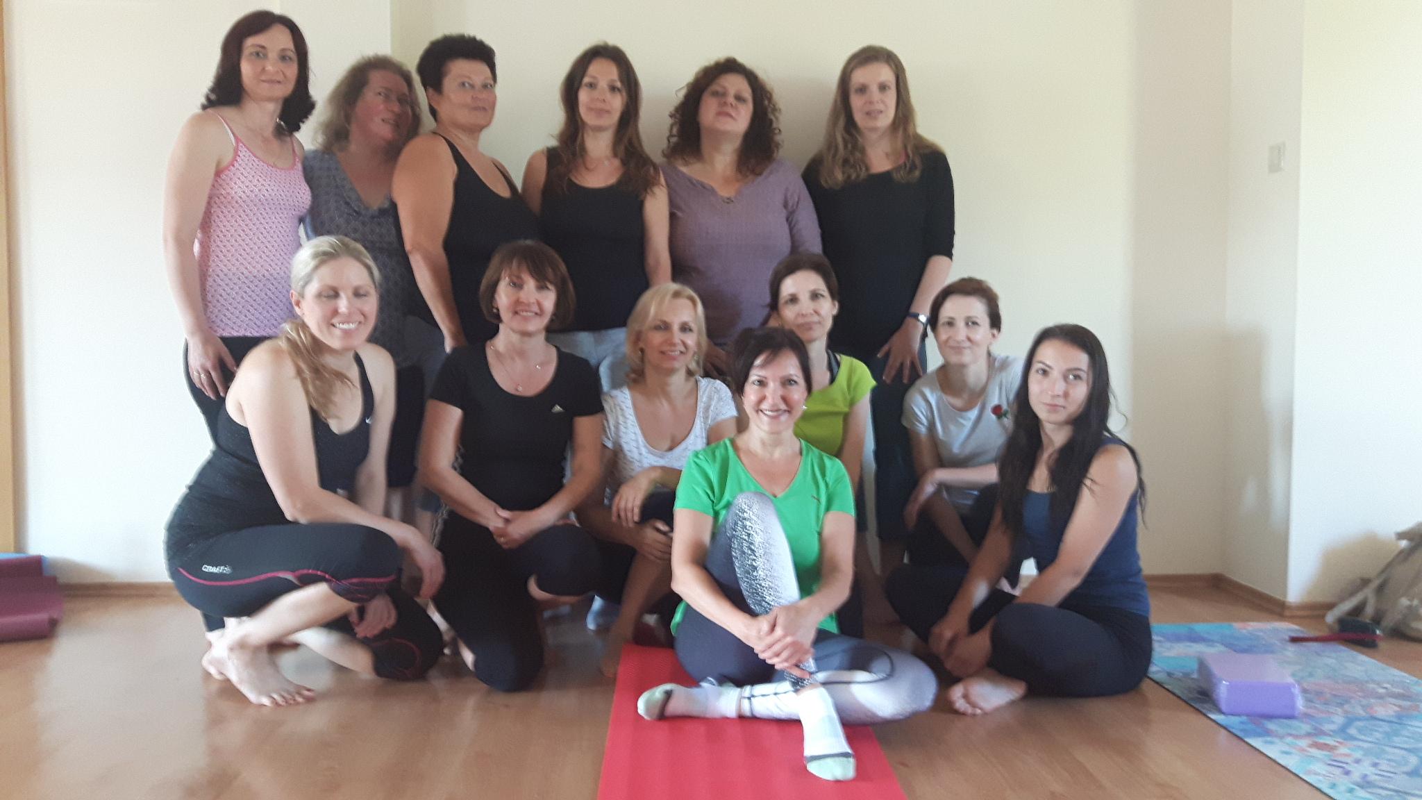 Intenzívny seminár hormonálnej jogovej terapie pre ženy -Považská Bystrica 11.5.2018