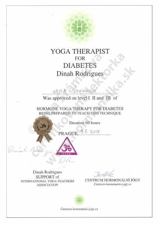 hormonalna-jogova-terapia-certifikat-jana-sramkova-diabetes